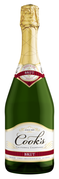 Great Cooku0027s Brut California Champagne