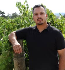 Cook's Winemaker Miguel Sanchez